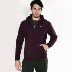 SUDADERA DEPORTIVA UNDER ARMOUR RIVAL FLEECE FZ HOODY